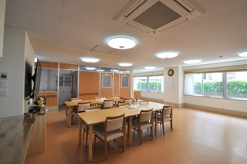 介護施設 横浜市港北区